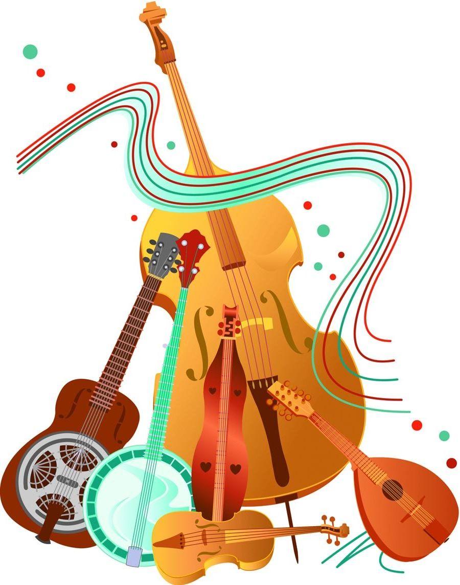Скачать картинки музыкальные инструменты бесплатно