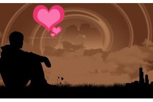 Картинки любовь сердечки
