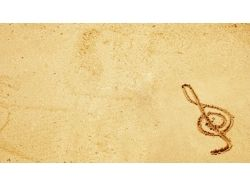 Картинка скрипичный ключ
