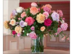 Фото букетов цветов