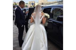 Свадьба фото ксении бородиной