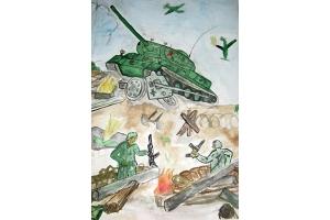 Картинки мир глазами детей война