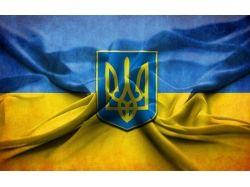 Фото флага украины