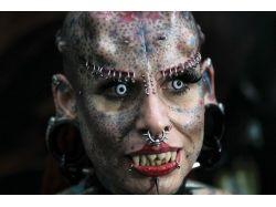Фото самые страшные люди в мире