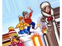 Картинки про пожар