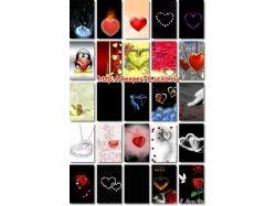 Картинки на телефон про любовь скачать бесплатно
