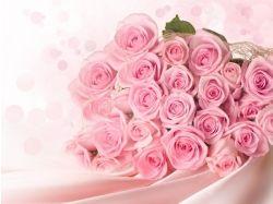С днем рождения картинки розы
