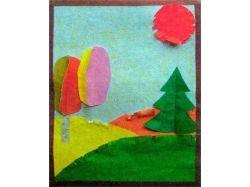 Осень картинки для детей детского сада