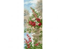 Цветы в вазе рисунок