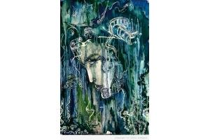 Подводные фантазии рисунки