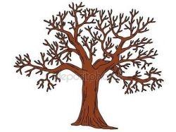Картинка дерево для детей раскраска » Скачать лучшие ...