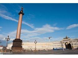 Дворцовая площадь в санкт петербурге фото