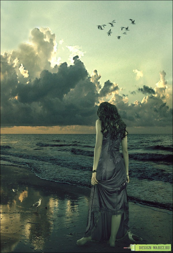 Картинки уходящая женщина грустные