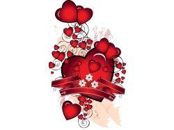 Картинки сердечки любовь 5