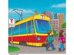 Автобус картинка для детей