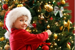 Картинки дети новый год