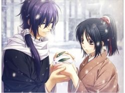 Романтика картинки аниме