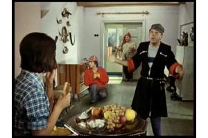Кавказские девушки с цветами картинки