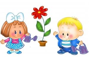 Дети и родители в картинках