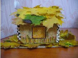 Поделки золотая осень фото