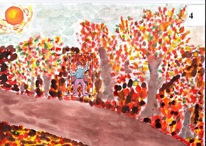 Рисунки на тему золотая осень 1 класс » Скачать лучшие ...