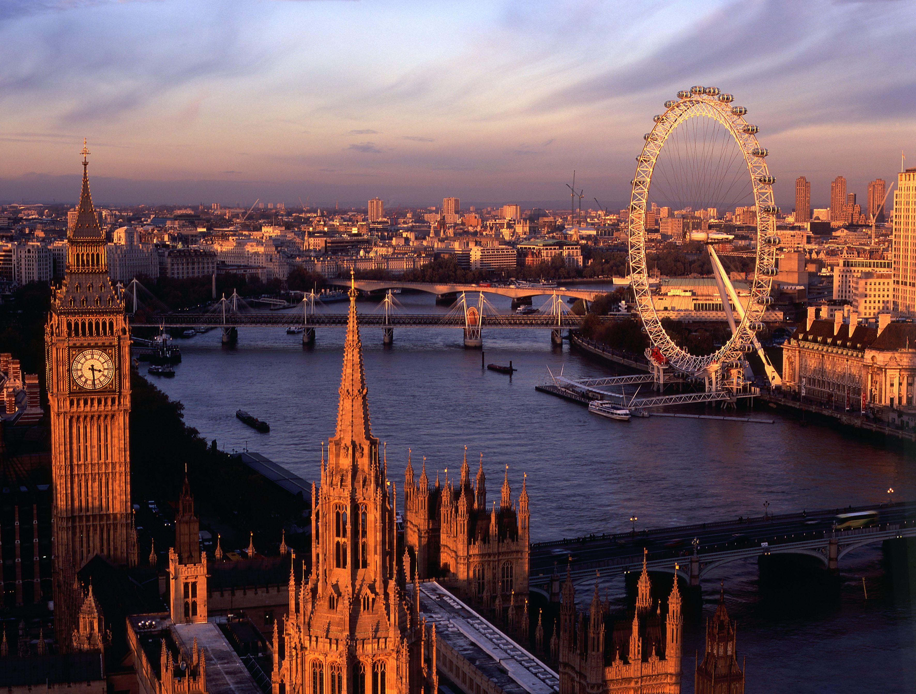 красивые фотографии лондона здесь