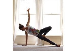 Красивая йога