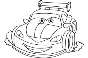Раскраски для мальчиков автомобили распечатать » Смотрите ...