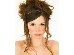 Коньячный цвет волос 5