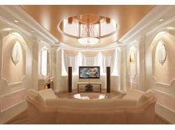 Интерьер фото гостиной в классическом стиле 4