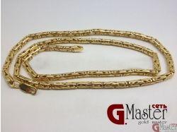Плетение лисий хвост золото фото 6