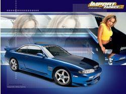 Бесплатные картинки авто и девушки 6