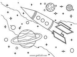 Картинки ракета 1