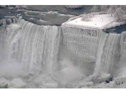 Ниагарский водопад фото зима 1