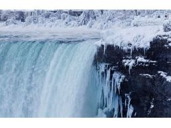Ниагарский водопад фото зима 5