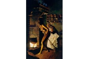 Картина ведьма