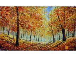 Осенние картины художников 1