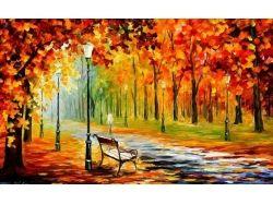 Осенние картины художников 6