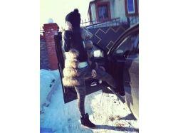 Зима фото девушка 6
