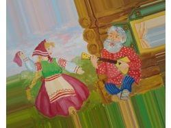 Картинки фольклор 3