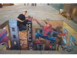 Человек паук картинка 4