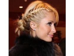 Плетение кос на средние волосы фото 3