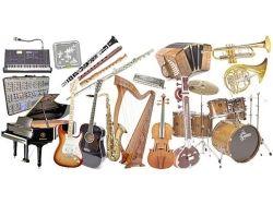 Название музыкальных инструментов с картинками 4