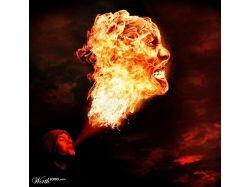 Огненные картинки 2