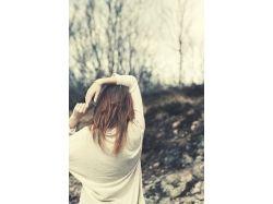 Картинки девушки спиной 2