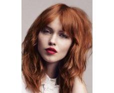 Коньячный цвет волос фото 5
