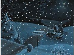 Картинки зима простоквашино 1
