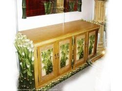 Кухни бамбук интерьер фотогалерея 6