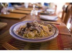 Спагетти и знаменитости фото 5