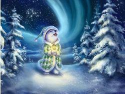 Картинки зима 1280 800